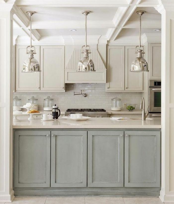 La cuisine grise, plutôt oui ou plutôt non? Kitchen design