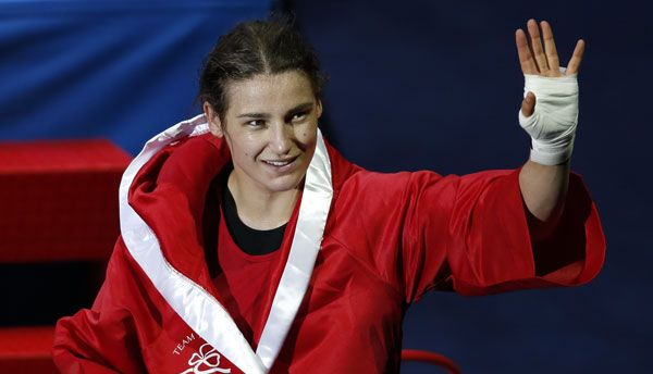 On the day of the fight: your Katie Taylor Digest   Pop Life