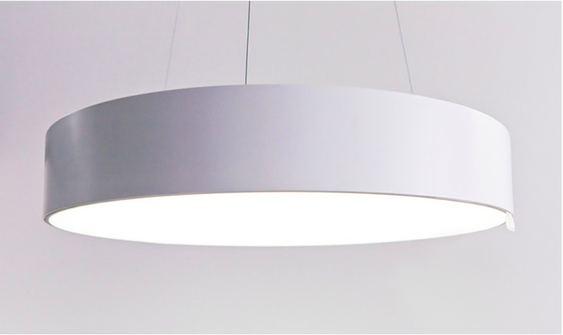 Circular Light Fixture Circular Lighting Lighting Design Interior Healthcare Design