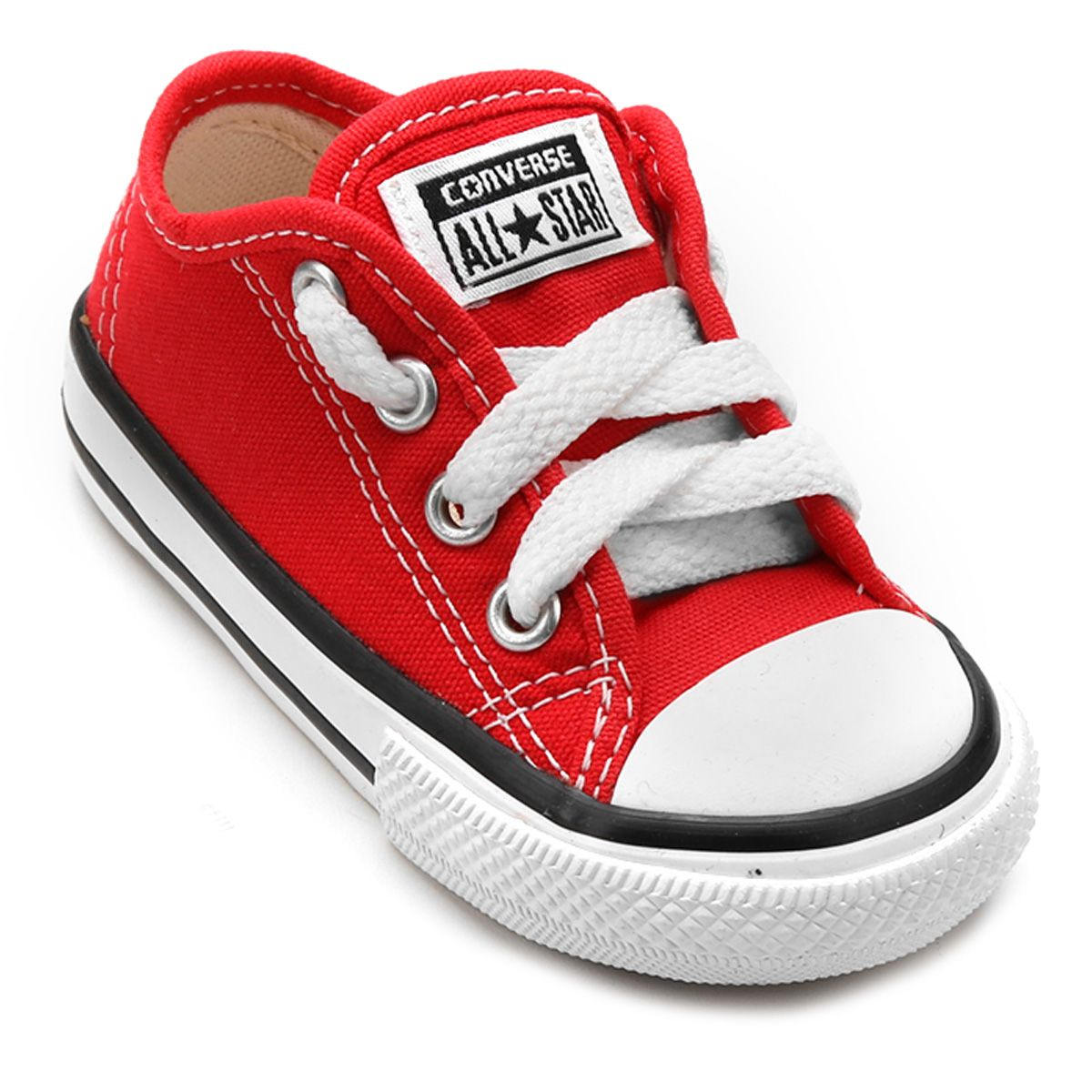 Tênis Infantil Converse All Star Chuck Taylor Border Baby Tênis Infantil Chuck Taylors Sapato Infantil Menina