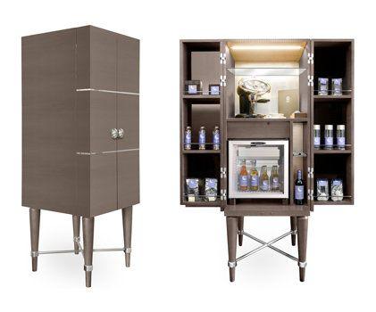 Morpheus Minibar Cabinet Interna