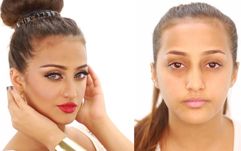 Aishwarya Rai Inspired Makeup By Hanan Alnajadah حنان النجاده اشواريا را Stylish Hair Beauty Videos Makeup Inspiration