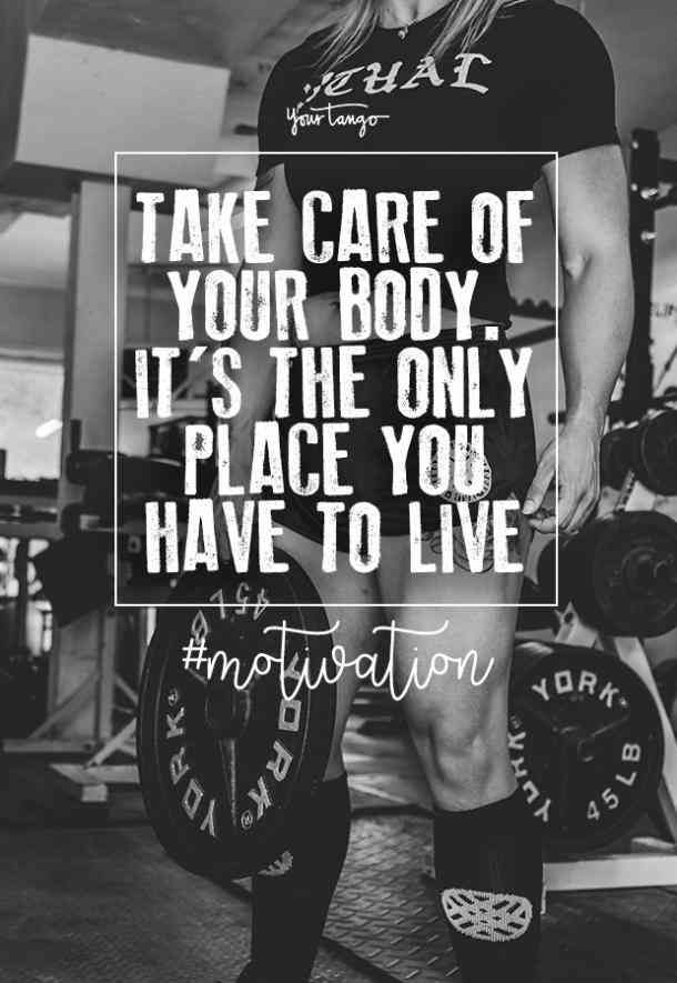 20 Inspirational Quotes To Get You Motivated For The Gym Plus 3 Incredible Fitness Bloggers To Follow Throughout Your Fitness Journey Sundhed Og Traening Traening Og Citater