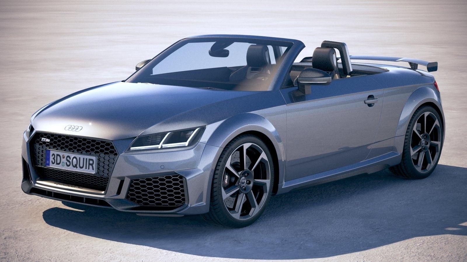 Audi Tt Roadster 2020 Spy Shoot In 2020