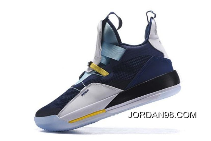 Nike Air Jordan 33 XXXIII Basketball Sneaker Turnschuhe weiß AQ8830 004 mag WOW
