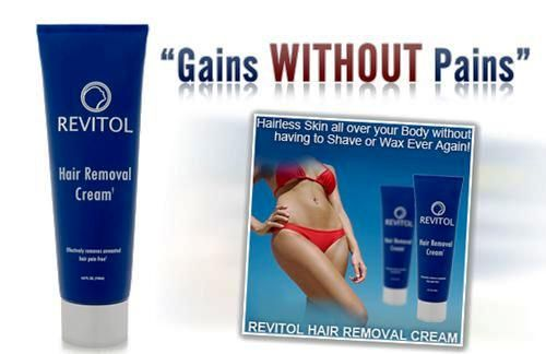 Revitol Hair Removal Cream Details And Review Hair Removal Cream