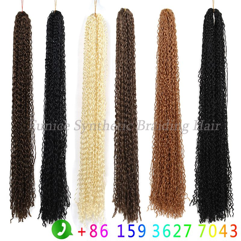 Find More Bulk Hair Information About 24 Zizi Curl Braid Hair Best