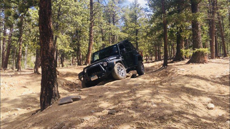 Jeep Trail Slaughterhouse Gulch Jeep Trails Jeep Jeep Life