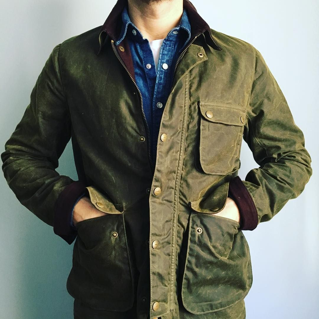 16e39f53cbc373 The Taylor Stitch Rover Jacket in Dark Olive. Also in Field Tan. Free  European Shipping.