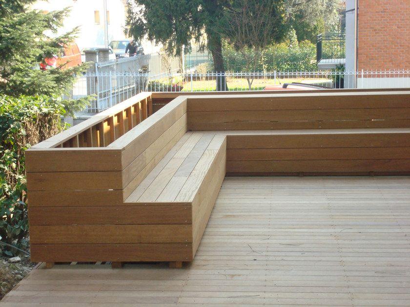 Photo of Listoni i legno per pavimenti ANGELIM AMARGOSO Av Ravaioli Legnami