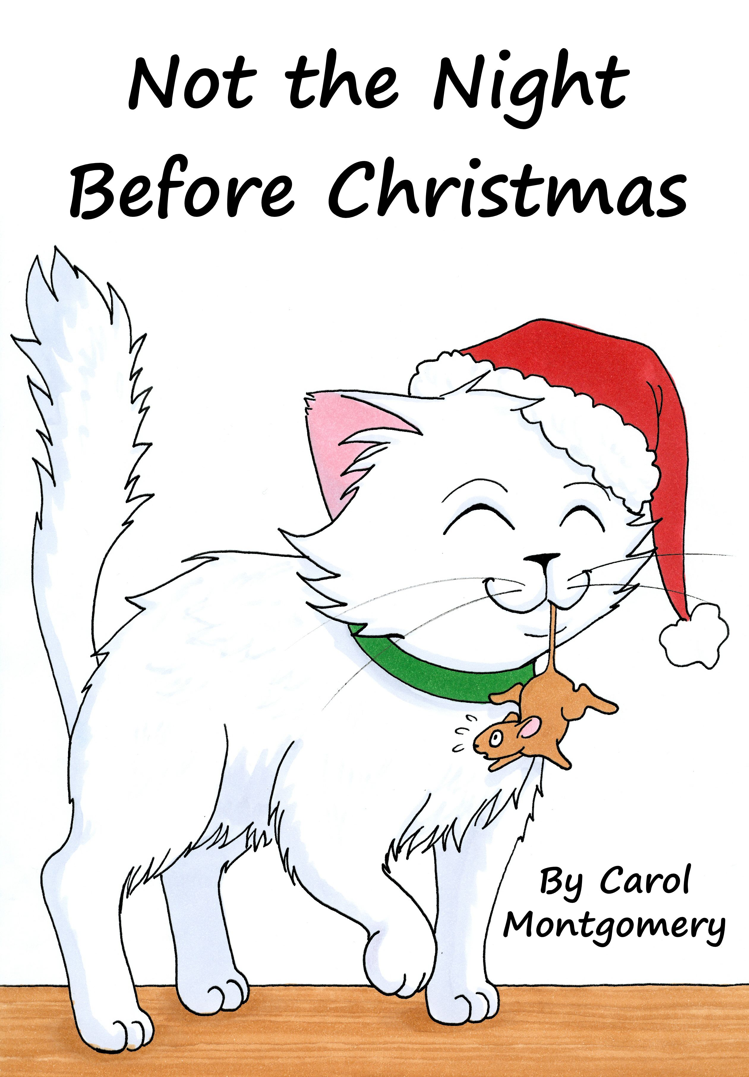 Free Christmas Readers Theater Not The Night Before Christmas Unsolicited Feedback From A