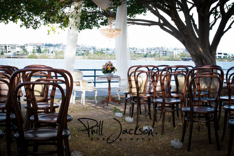 Restaurant Brisbane Wedding Reception Venue Eves On The River