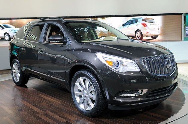 2013 Buick Enclave Does A Slightly Different Song And Dance Best Family Cars Buick Enclave Buick