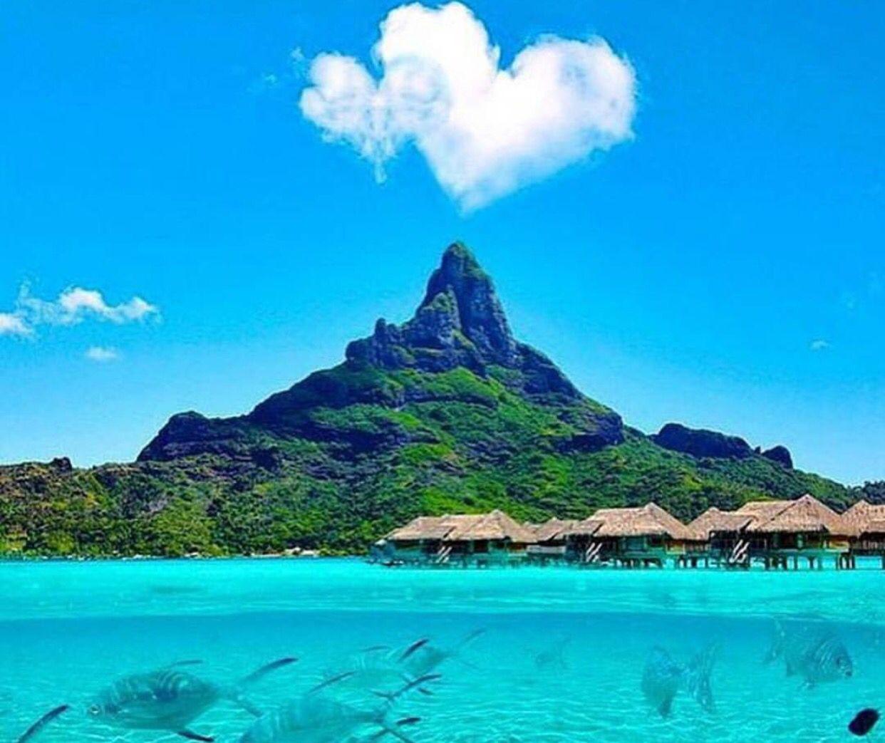 Best Places For Cheap Holiday: Travel, Bora Bora, Bora