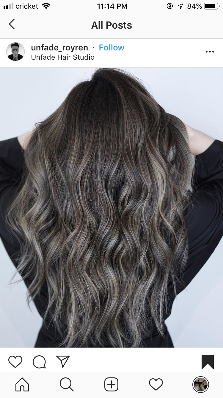 Pin By T P On A W 2019 Hair Studio Long Hair Styles Hair Styles