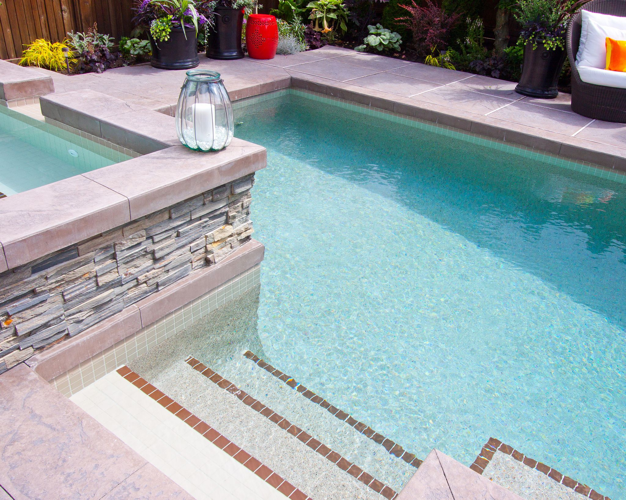 Wonderful Pool Finish Ideas For You To Copy: 1500+ Trend Home Design