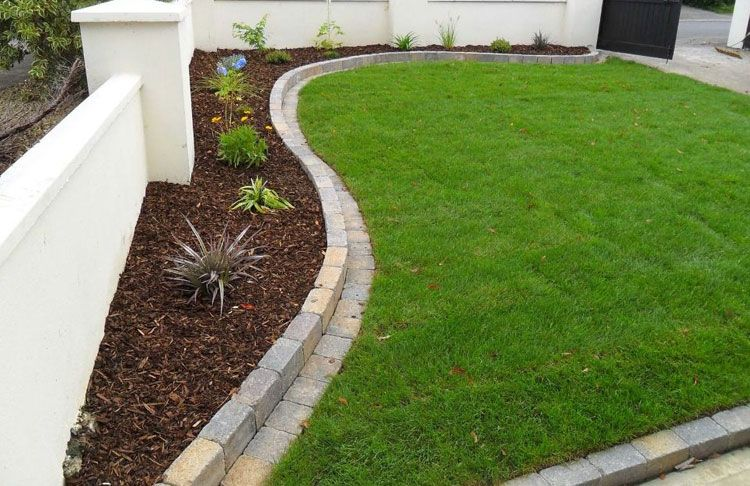 43 Best Lawn Edging Ideas 2020 Guide In 2020 Brick Garden