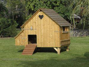 24 Hen House