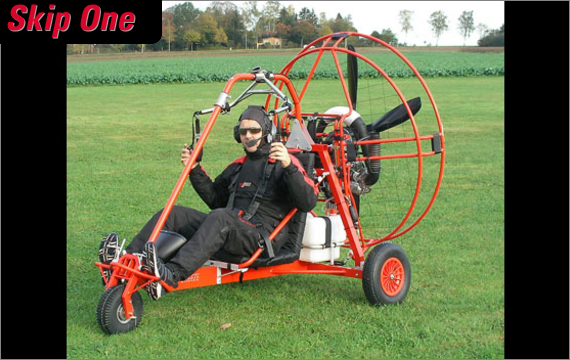 Fresh Breeze // Skip One | PPG | Powered parachute, Parachute design