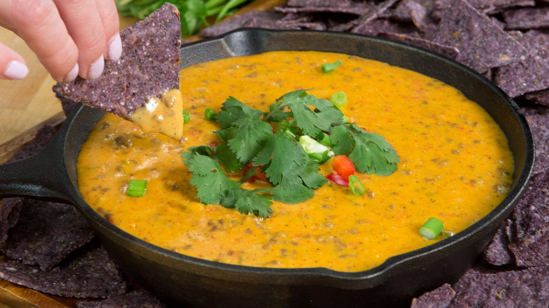 Hack Chili's Famous Skillet Queso Dip!: What's one of the best parts about getting a group of friends and heading to Chili's for dinner?