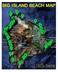 Big Island Beach Map | Travel | Pinterest | Big island, Island
