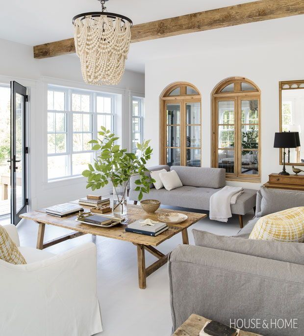 Vote For House & Home's Best Living Room Of 2018! In 2020