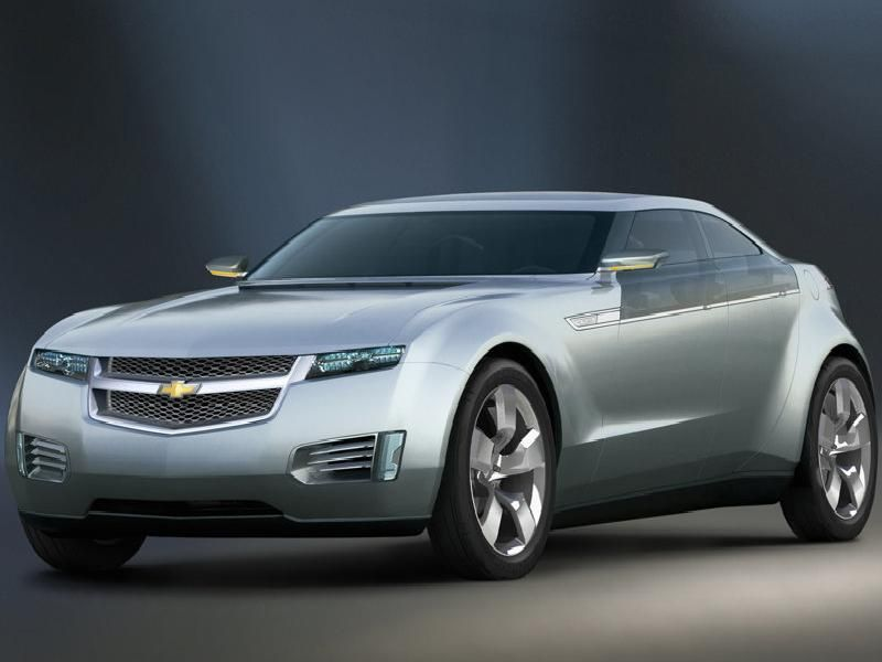 Senate Approves 7 500 Tax Credit For Chevy Volt Buyers