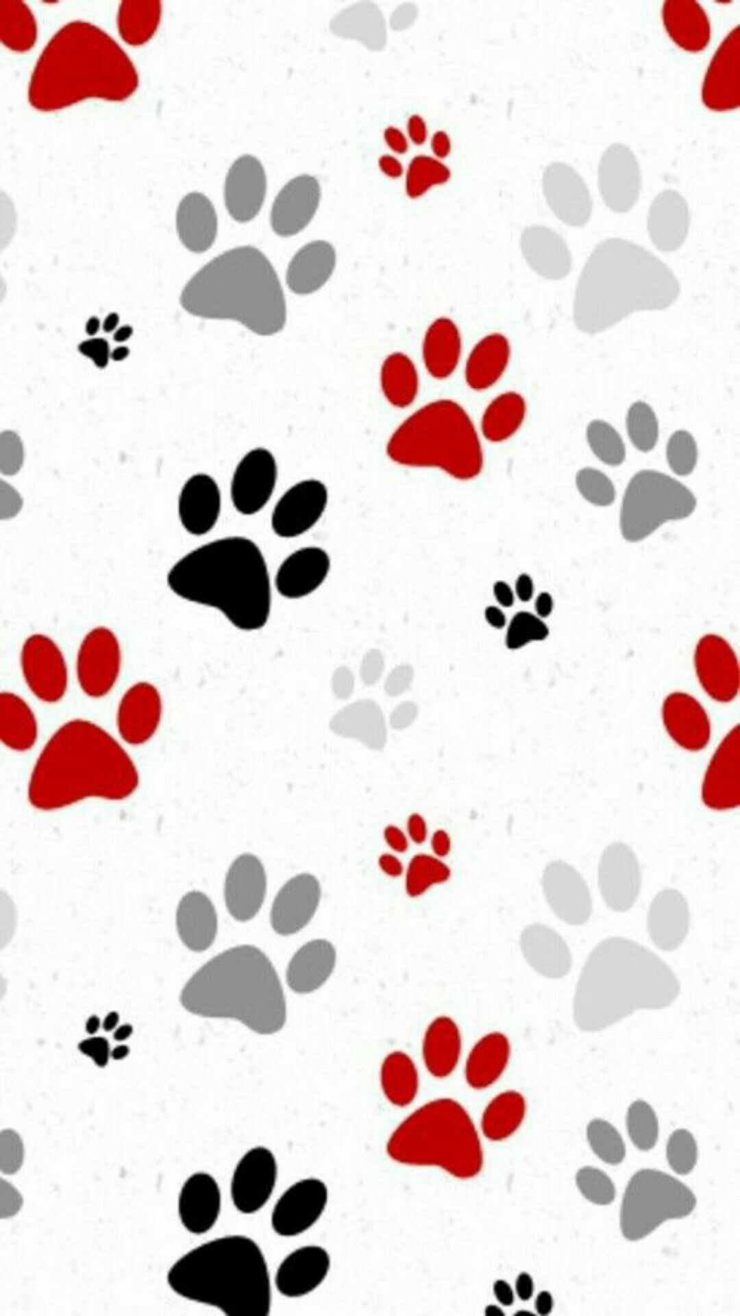 Pin By Hendie Purwiliarto On Phone Backgrounds 23 Paw Print Background Paw Wallpaper Dog Wallpaper