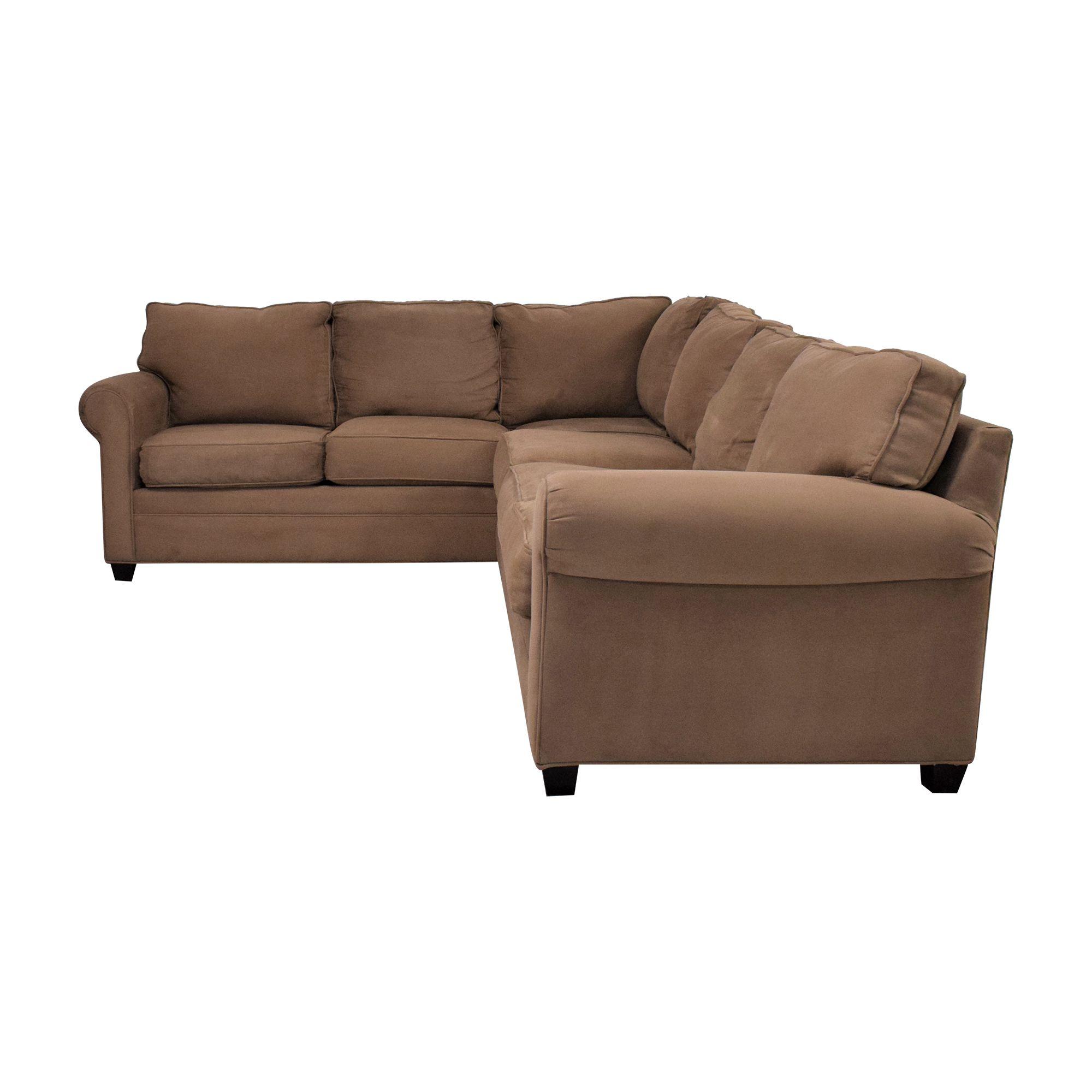 Raymour Flanigan Sectional Sofa In 2020 Sectional Sofa Sofa