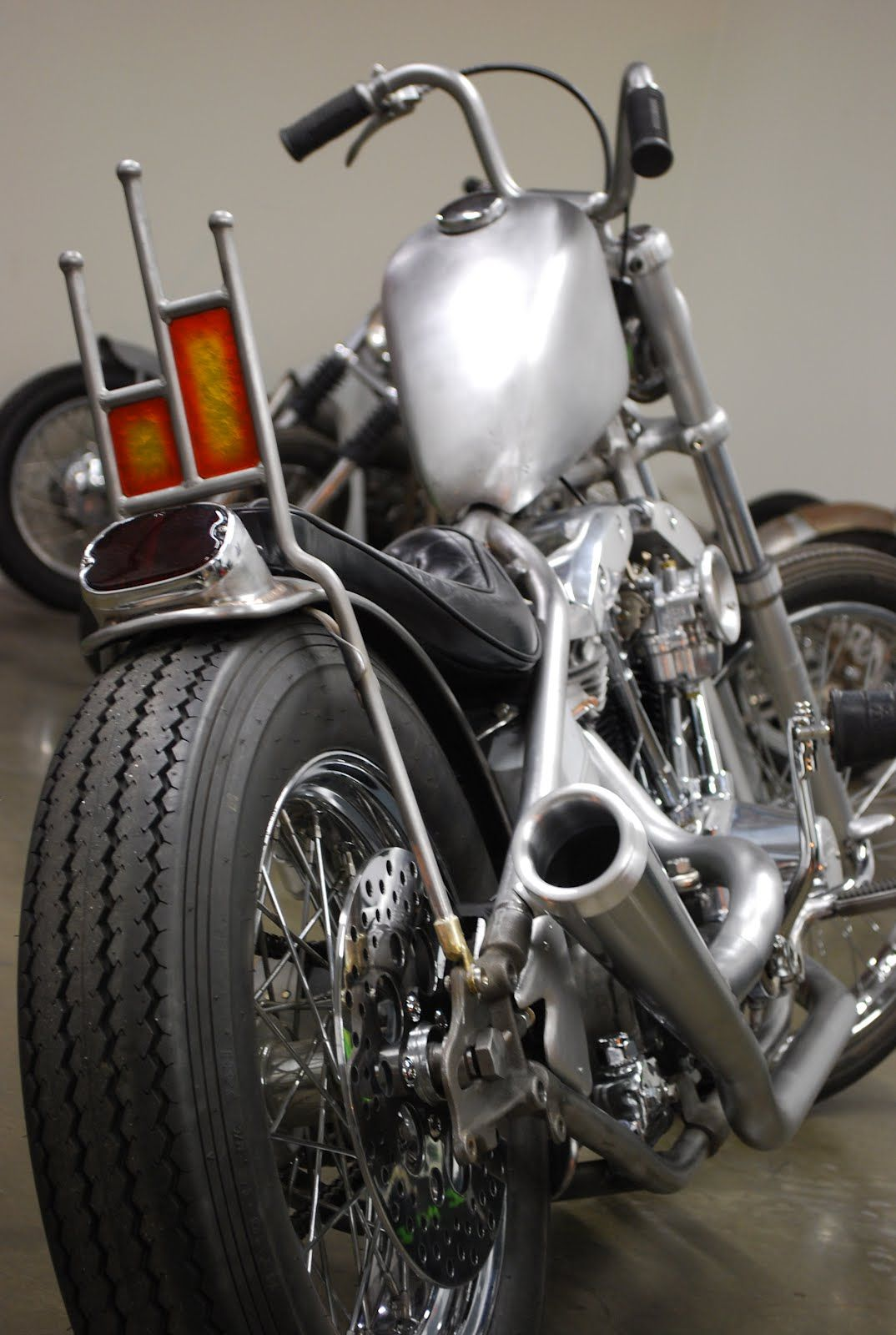 noise cycles sissy bar rigid shovel 2 into 1 exhaust custom culture pinterest bar. Black Bedroom Furniture Sets. Home Design Ideas