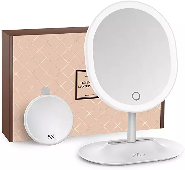 Amazon.co.uk makeup mirror with light Makeup mirror