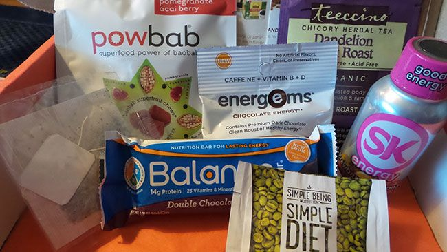 Bulu Box November 2015 Box  Your Way To Discover Health, Nutrition & Weight Loss Products!