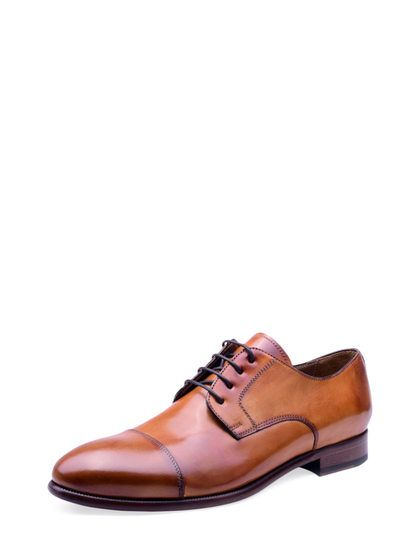Mercado Derby Shoe by Curatore at Gilt