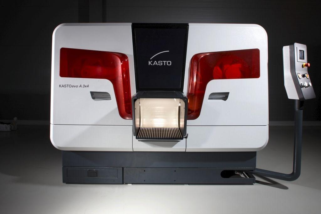 automatic-dual-column-horizontal-saws KASTO evo   Machinery Design ...