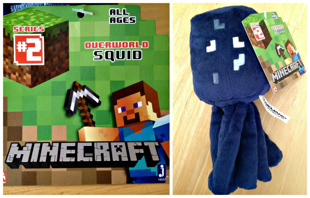 Minecraft Squid Plush Review Minecraft Toys Cool Toys