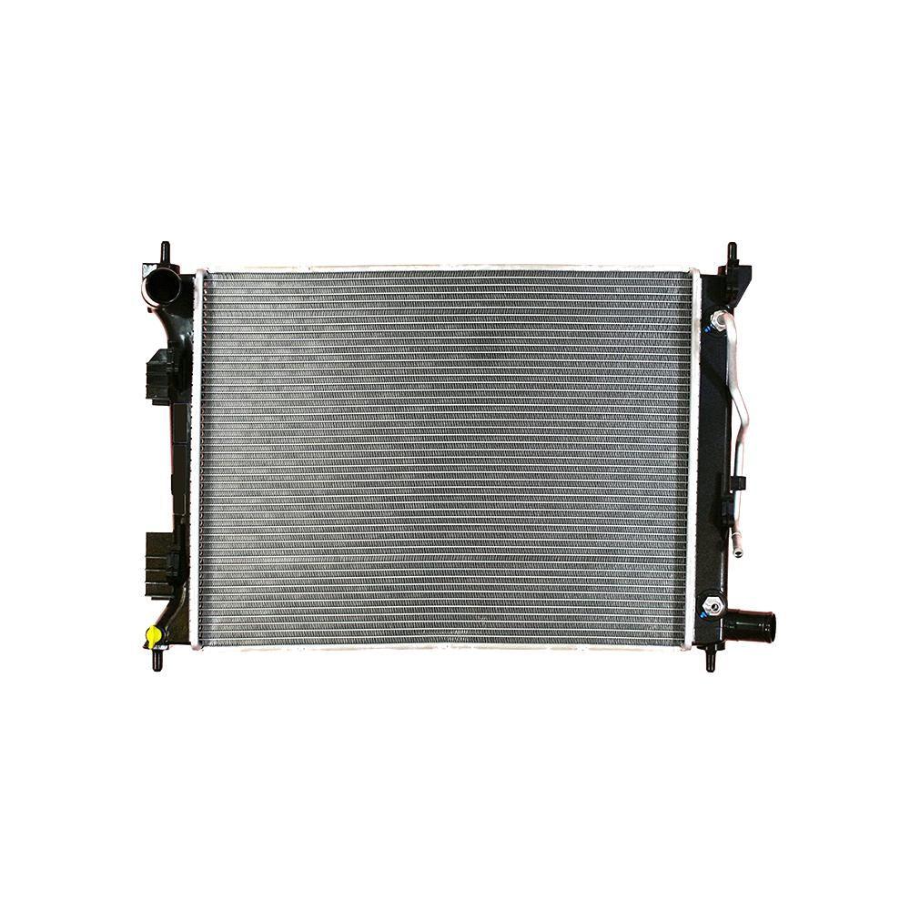 Apdi Radiator Fits 2012 2015 Kia Rio In 2019 Cooling System Radiators Company Structure