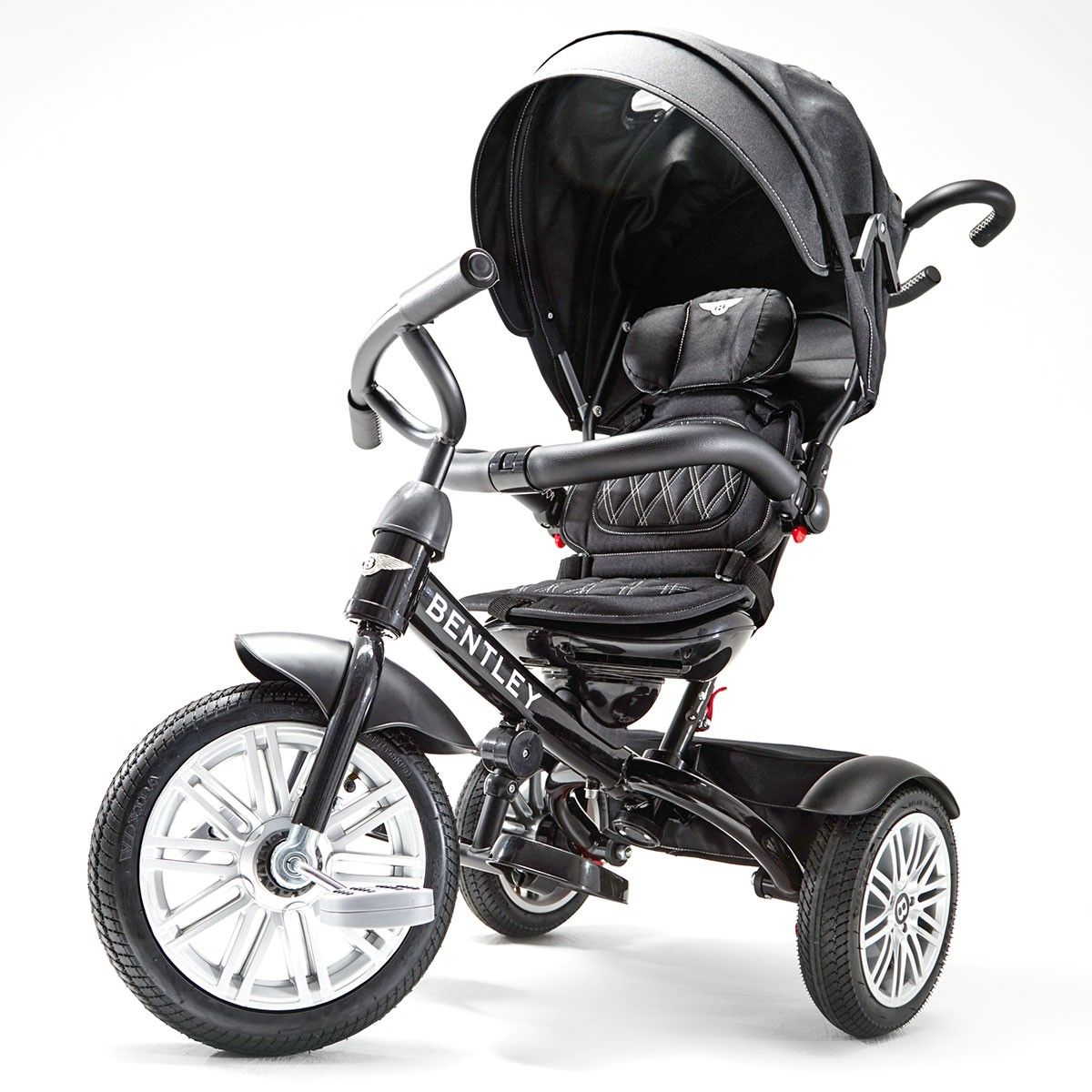 Bentley 6in1 Baby Stroller and Tricycle. YEAHH, Bentley