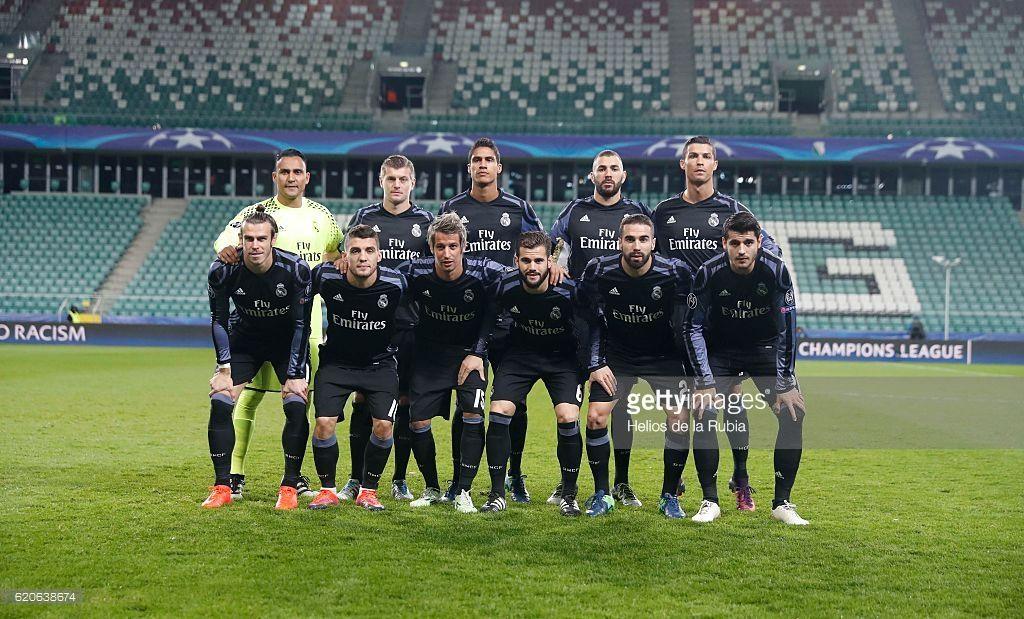 Legia Warszawa V Real Madrid Cf Uefa Champions League Photos And Premium High Res Pictures Uefa Champions League Champions League Real Madrid