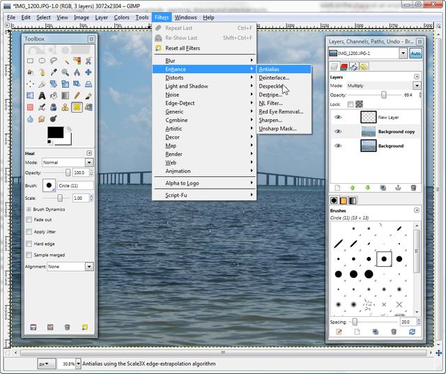 GIMP Review: A Free, Open-Source, Multi-Platform Image