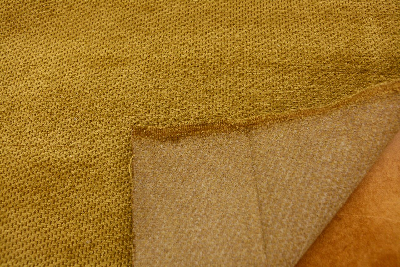 Fabricwarehouse Com Olive Green Chenille Heavy Basketweave Upholstery Fabric By The Yard 54 W Plush 9 Upholstery Cabin Curtains