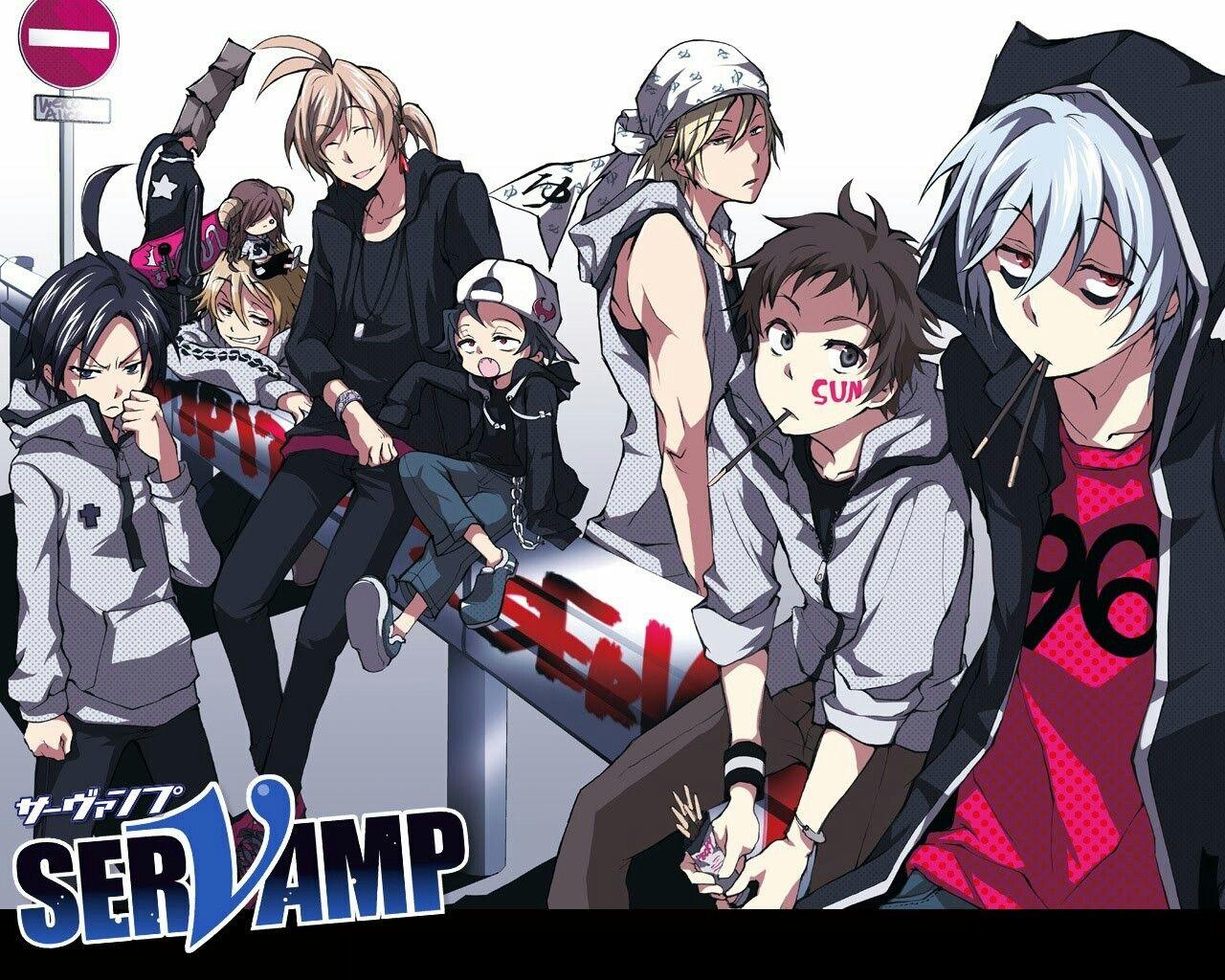Pin by AsiA on Servamp Anime, Manga anime, Anime characters