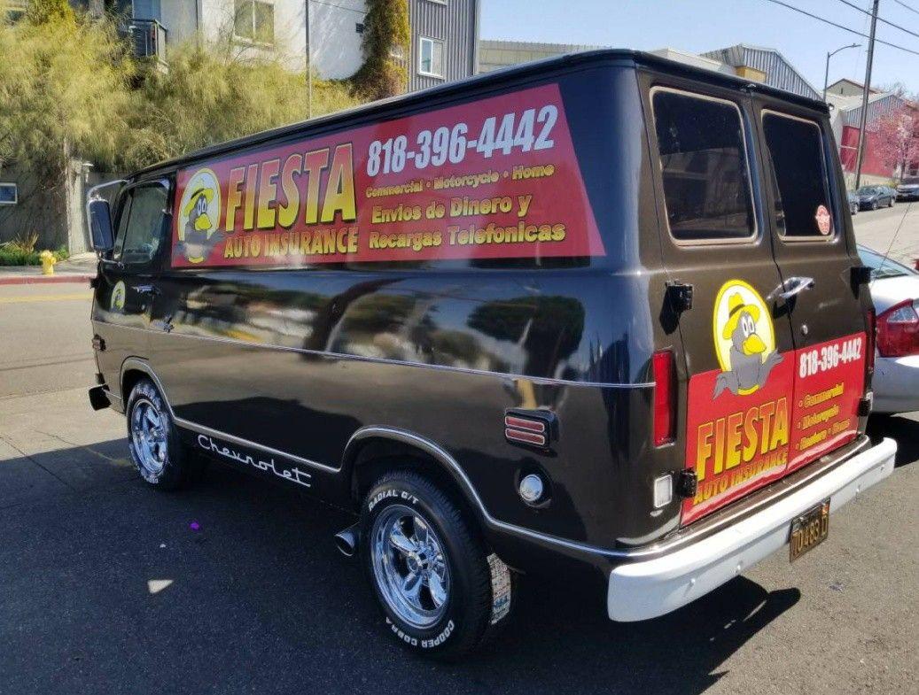 Pin by Yankee45 on cool old vans   Pinterest   Custom vans, Gmc vans ...