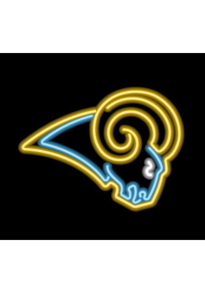 Discount St. Louis Rams Neon Sign NFL Man Cave Sign perfect Christmas gift  hot sale