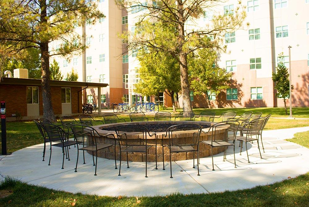 Davis Hall Single Student Housing Housing Residence Life Usu