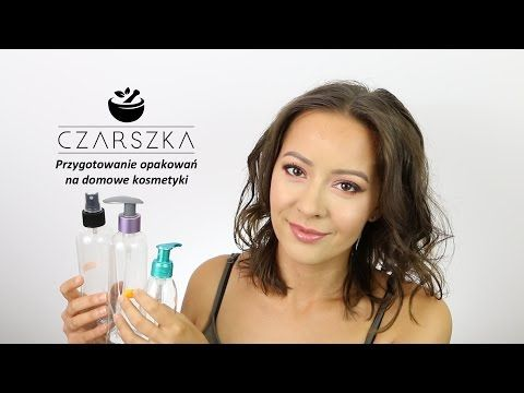 Czyszczenie i dezynfekowanie opakowań | ABC Domowych kosmetyków - YouTube