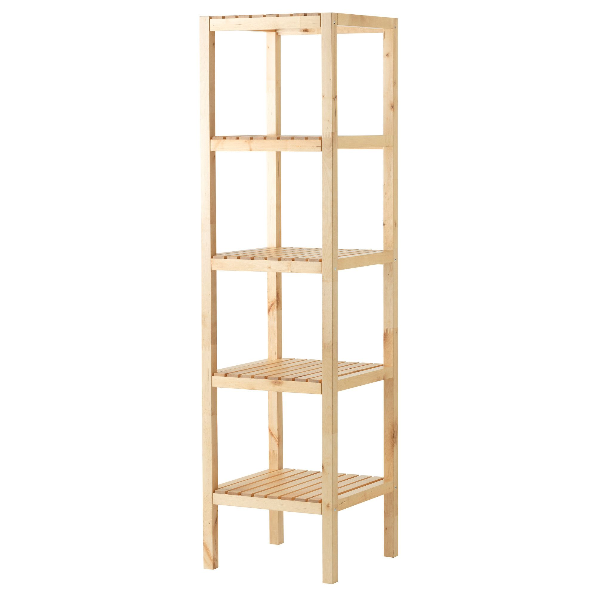 Nussbaum Regal Ikea Ikea Molger Birch Shelf Unit For The Home Ikea Shelving