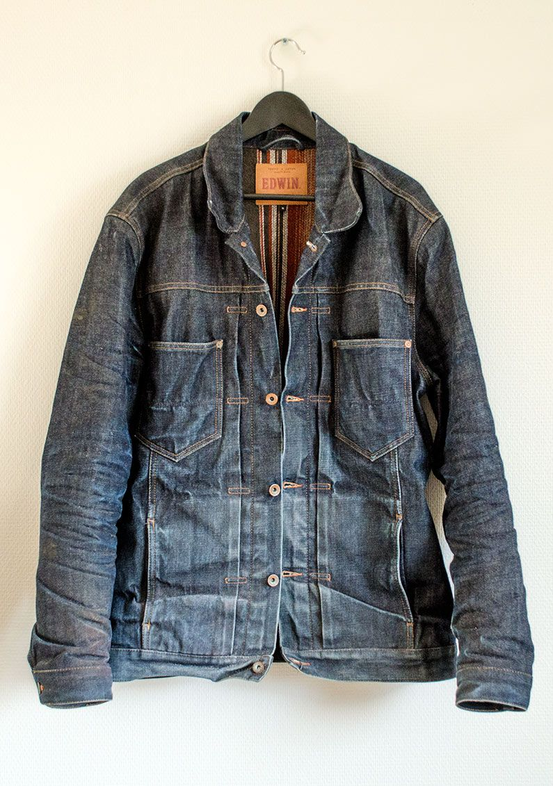 Vintage Denim Jackets from Levi's, Lee and Wrangler Gear