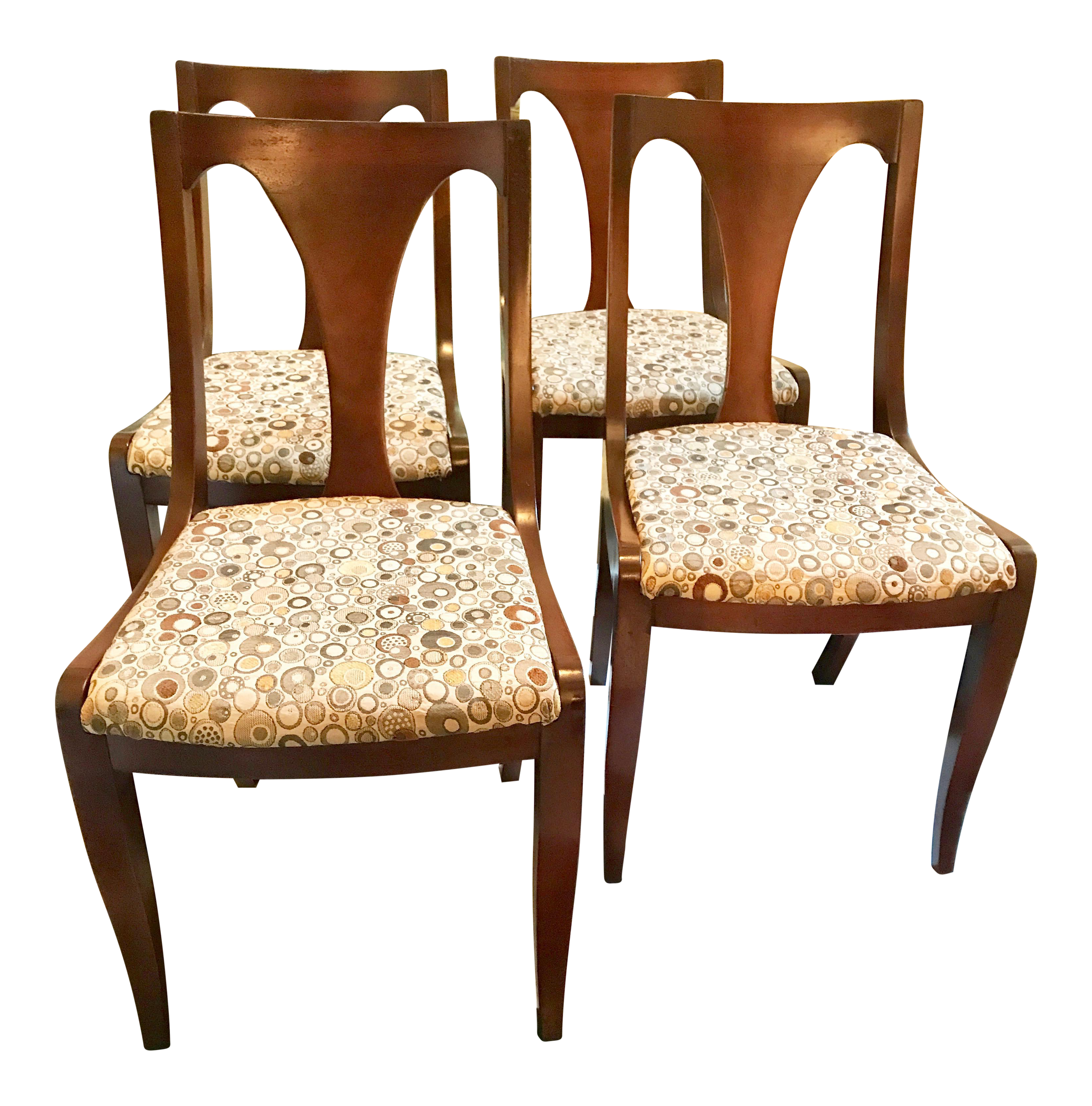 Hickory Chair Company Dining Chairs Set Of 4 On Chairish Com Dining Chairs Chair Hickory Chair