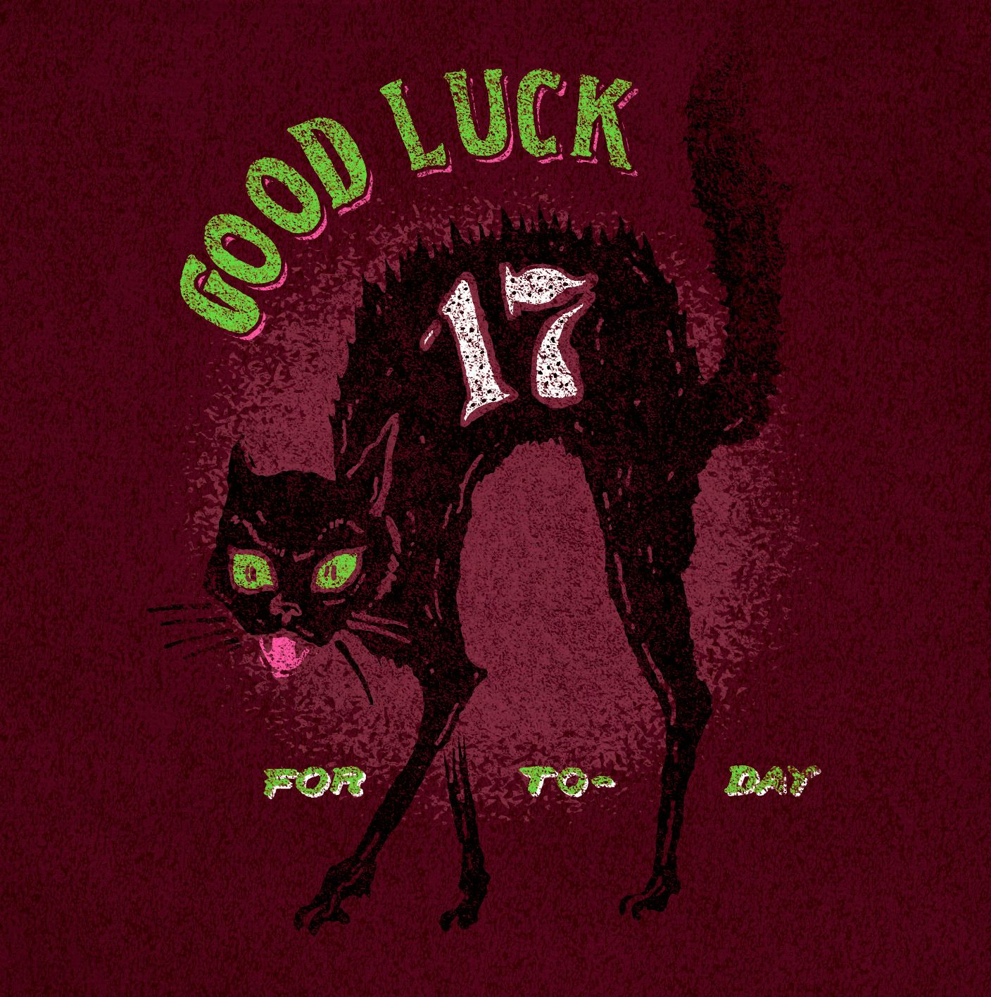Image for Italian Friday 17 _ Bad luck day!