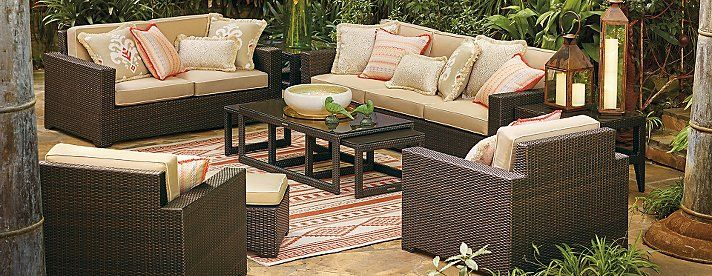 Outdoor Furniture Sets   Furniture Collections   Patio Sets   Frontgate
